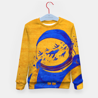 Thumbnail image of Berber Spaceman Underwater  Kid's sweater, Live Heroes