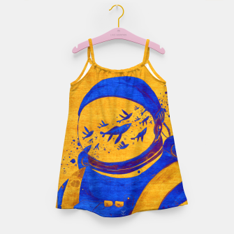 Thumbnail image of Berber Spaceman Underwater  Girl's dress, Live Heroes