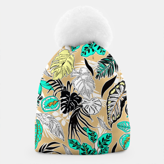 Thumbnail image of Tropic nature abstract Gorro, Live Heroes