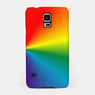 Thumbnail image of rainbow Samsung Case, Live Heroes