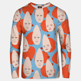 Thumbnail image of Coneheads Unisex sweater, Live Heroes