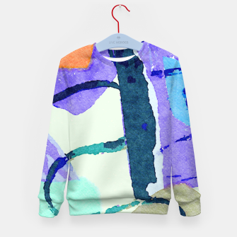 Thumbnail image of Pups Kid's sweater, Live Heroes