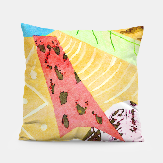 Thumbnail image of Grasshopper Pillow, Live Heroes