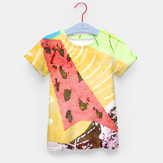 Thumbnail image of Grasshopper Kid's t-shirt, Live Heroes