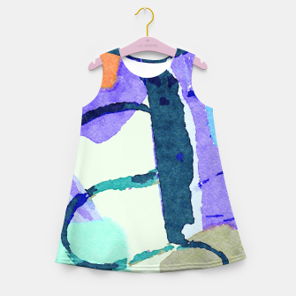 Thumbnail image of Pups Girl's summer dress, Live Heroes