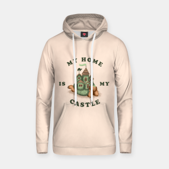 Imagen en miniatura de My Home Is My Castle Hoodie, Live Heroes