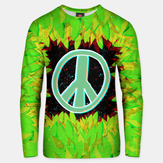 Thumbnail image of Green Peace Sweater, Live Heroes