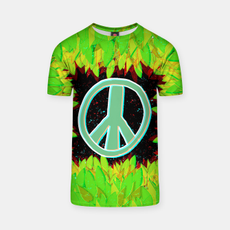 Thumbnail image of Green Peace Tshirt, Live Heroes