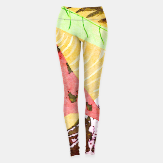 Thumbnail image of Grasshopper Leggings, Live Heroes