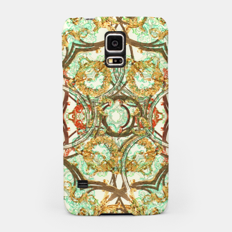 Thumbnail image of Multicolored Modern Collage Print  Samsung Case, Live Heroes