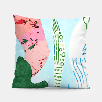 Thumbnail image of Seaweed Pillow, Live Heroes