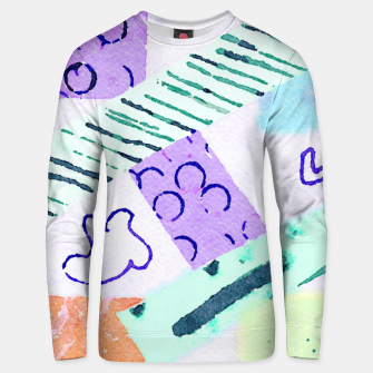 Thumbnail image of Love Story Unisex sweater, Live Heroes