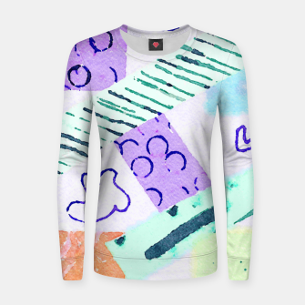 Thumbnail image of Love Story Women sweater, Live Heroes
