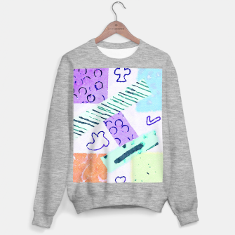 Thumbnail image of Love Story Sweater regular, Live Heroes