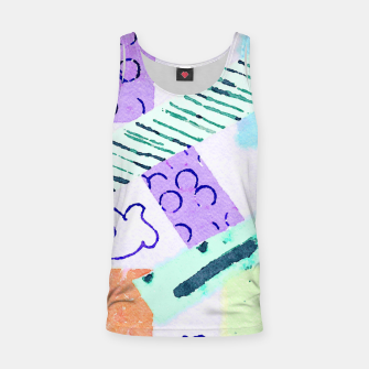 Thumbnail image of Love Story Tank Top, Live Heroes
