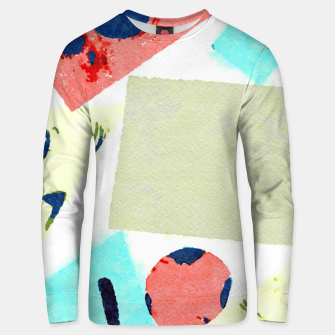 Thumbnail image of Composition Unisex sweater, Live Heroes