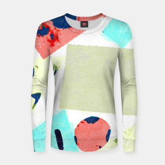 Thumbnail image of Composition Women sweater, Live Heroes