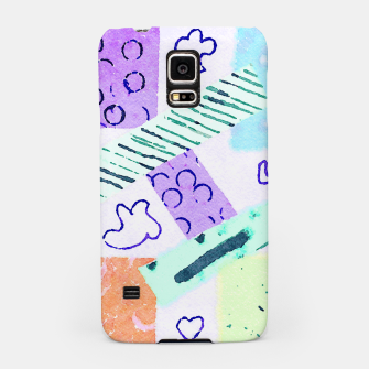Thumbnail image of Love Story Samsung Case, Live Heroes