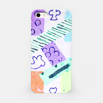 Thumbnail image of Love Story iPhone Case, Live Heroes
