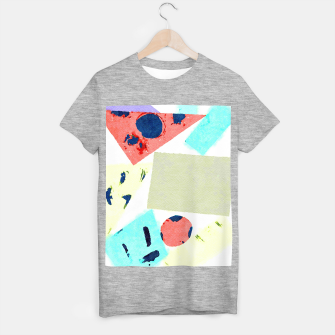 Thumbnail image of Composition T-shirt regular, Live Heroes