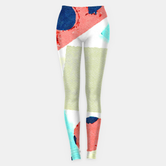 Thumbnail image of Composition Leggings, Live Heroes