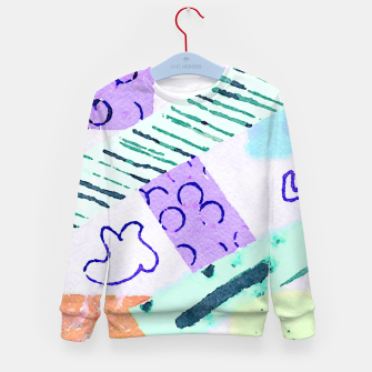 Thumbnail image of Love Story Kid's sweater, Live Heroes