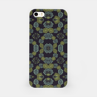Thumbnail image of Modern Ornate Stylized Motif Print iPhone Case, Live Heroes
