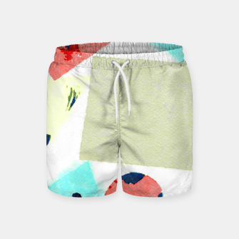 Thumbnail image of Composition Swim Shorts, Live Heroes