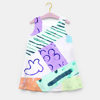 Thumbnail image of Love Story Girl's summer dress, Live Heroes