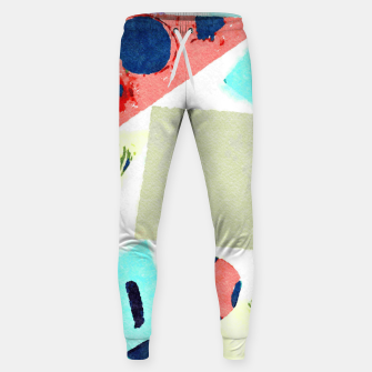 Thumbnail image of Composition Sweatpants, Live Heroes
