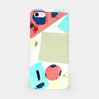 Thumbnail image of Composition iPhone Case, Live Heroes