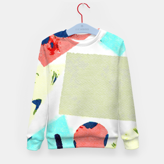 Thumbnail image of Composition Kid's sweater, Live Heroes