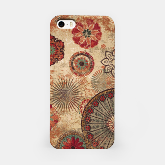 Miniaturka Bohemian Moroccan Style Floral Art iPhone Case, Live Heroes
