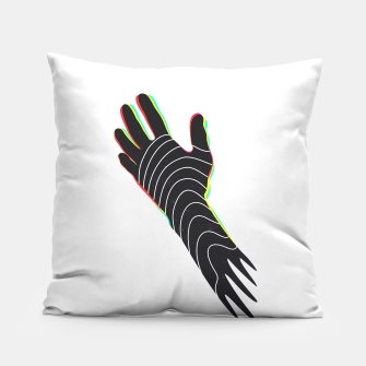 Thumbnail image of Left-handed Pillow, Live Heroes