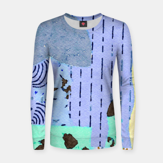 Thumbnail image of Grass Women sweater, Live Heroes