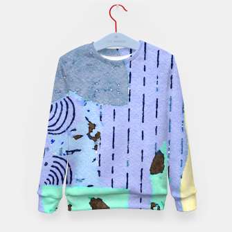 Thumbnail image of Grass Kid's sweater, Live Heroes