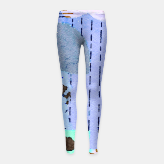 Thumbnail image of Grass Girl's leggings, Live Heroes