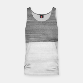 Thumbnail image of Gray Black White Abstract Minimalism #1 #minimal #ink #decor #art Muskelshirt , Live Heroes