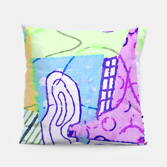 Thumbnail image of Uproar Pillow, Live Heroes