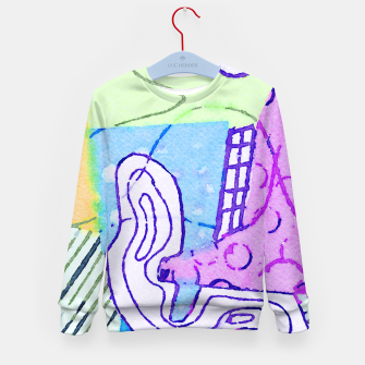 Thumbnail image of Uproar Kid's sweater, Live Heroes