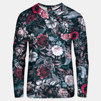 Thumbnail image of Blue Garden Unisex sweater, Live Heroes