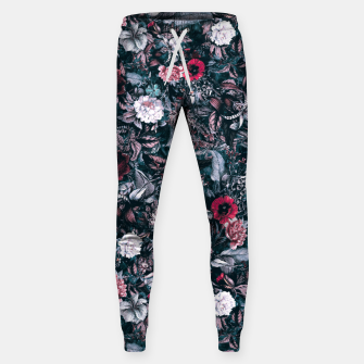 Blue Garden Sweatpants miniature