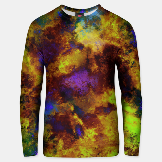 Thumbnail image of Background noise Unisex sweater, Live Heroes