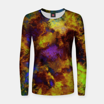 Thumbnail image of Background noise Women sweater, Live Heroes