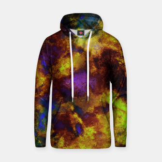 Thumbnail image of Background noise Hoodie, Live Heroes