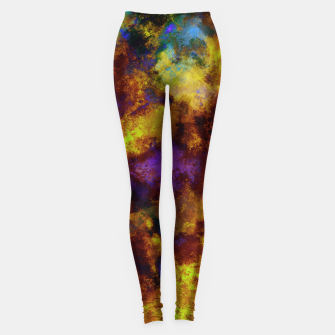 Thumbnail image of Background noise Leggings, Live Heroes