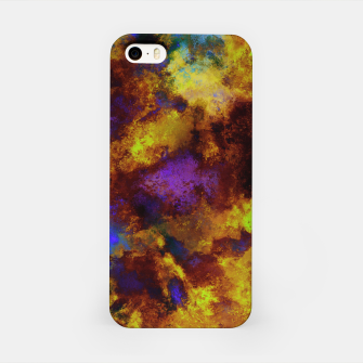 Thumbnail image of Background noise iPhone Case, Live Heroes