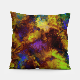 Thumbnail image of Background noise Pillow, Live Heroes