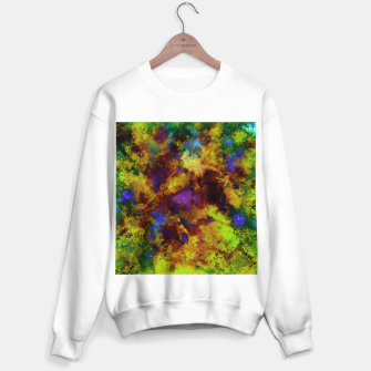 Thumbnail image of Background noise Sweater regular, Live Heroes