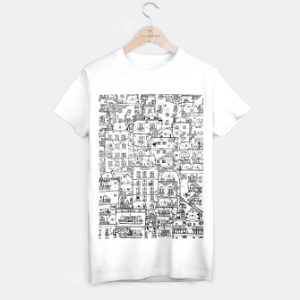 Thumbnail image of City of Cats T-shirt regular, Live Heroes